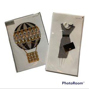 Papyrus Judith Leiber Birthday & Dress Blank Card